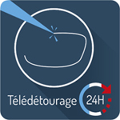 Le télédétourage en 24h Made in France!