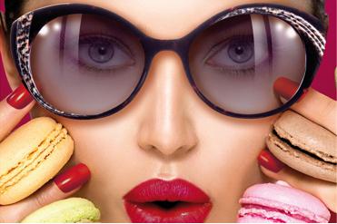 Les lunettes solaires MYMUSE by OKO* font leur cinéma au 71e Festival de Cannes.