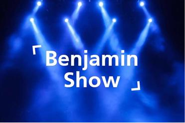 La 4ème édition du « Benjamin Show » le 24 Mai 2018 au Théâtre de Dix Heures