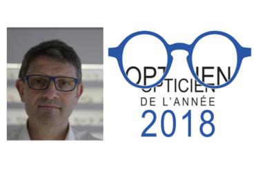 L'Opticien de l'Année 2018