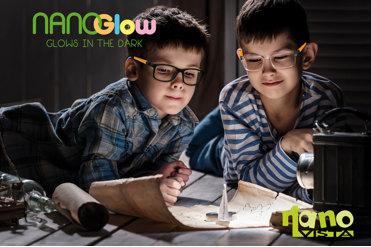 """NANOGlow """"S'illumine dans l'obscurité"""""""