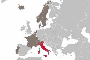 Benvenuto Morel Italia
