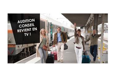 Audition Conseil revient à la TV !