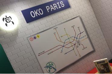 En 2018, c'est Métro-Boulot-OKO!