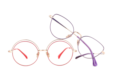 Nouvelle collection optique titane