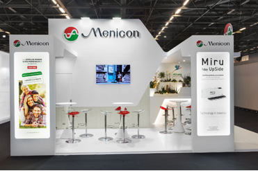 Menicon fait le bilan de son retour au SILMO 2018