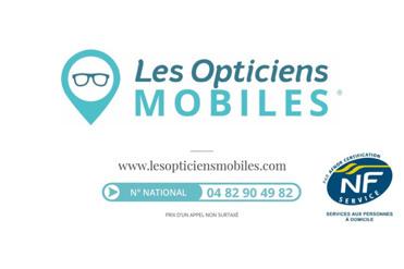 Le réseau national « Les Opticiens Mobiles® » élu Meilleur Service aux Séniors 2018