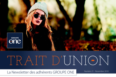 GROUPE ONE - Trait d'Union Novembre 2018