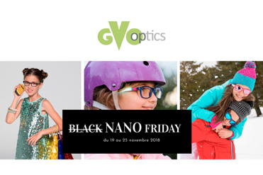 BLACK NANO FRIDAY - Du 19 au 25 novembre 2018