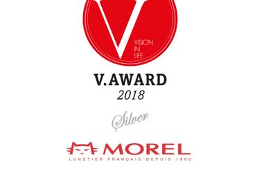 Un nouveau prix de design pour Morel !