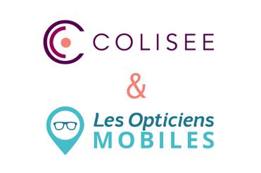 Partenariat avec Les Opticiens Mobiles® : COLISEE s'engage pour la santé visuelle des personnes âgées en perte d'autonomie