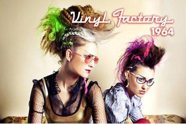 Une nouvelle campagne Vinyl Factory aux accents très 80's