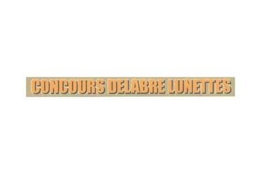 Concours Delabre Lunettes, édition 2020