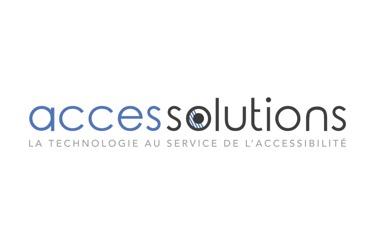 Accessolutions, votre fournisseur de solutions pour personnes déficientes visuelles, vous souhaite une bonne année 2021