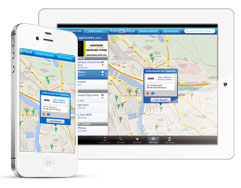 Application iPhone et iPad