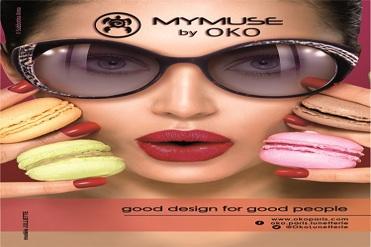 MYMUSE by OKO modèle JULIETTE