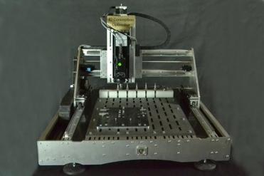 Fraiseuse CNC Optimaker Extra, changeur d'outils automatique