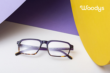 Woodys Eyewear - We are normal - Lunettes optique homme collection