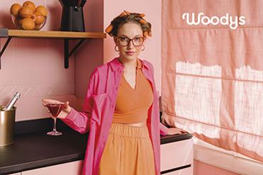 Woodys Eyewear - We are normal Campagne
