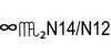Presio Master 2 Infinite 14/12 1.5:nasal