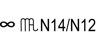 Presio Master Infinite 14/12 1.5:nasal