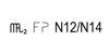 Presio Master 2 FP 14/12 1.5:nasal