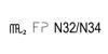 Presio Master 2 FP 14/12 1.6:nasal