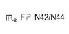 Presio Master 2 FP 14/12 1.67:nasal