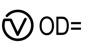 O´Design® Optolux® Medium (Mineral):nasal