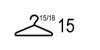 Attitude III Fashion 15 & 18 1,5:nasal