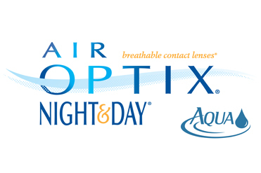 Air Optix™ Night & Day Aqua
