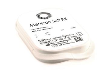 Menicon soft RX progressive