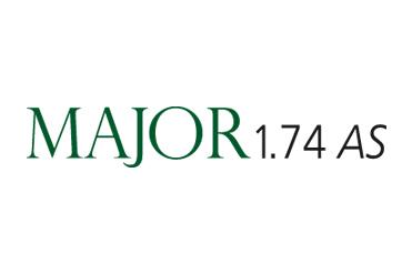 Major 1.74 AS