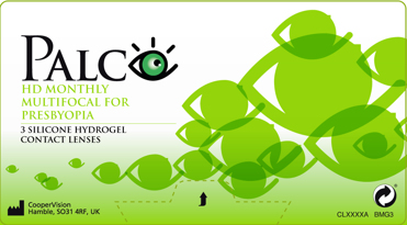 HD Monthly Multifocal for Presbyopia