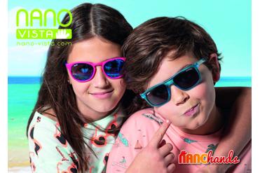 NANOhands Montures solaires pour enfants