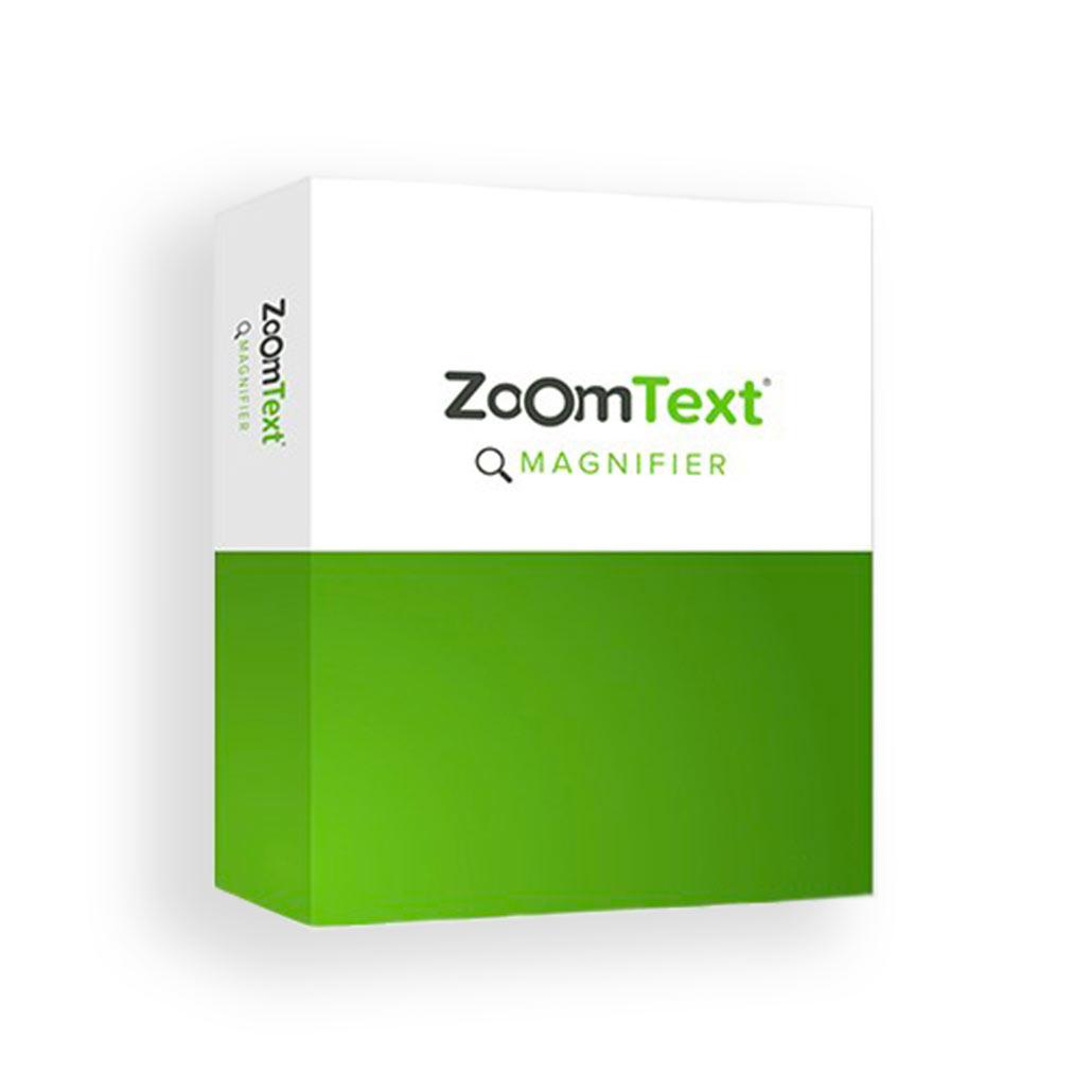 ZoomText niveau 1 (Magnifier)