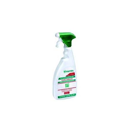 Spray nettoyant et désinfectant 750ml