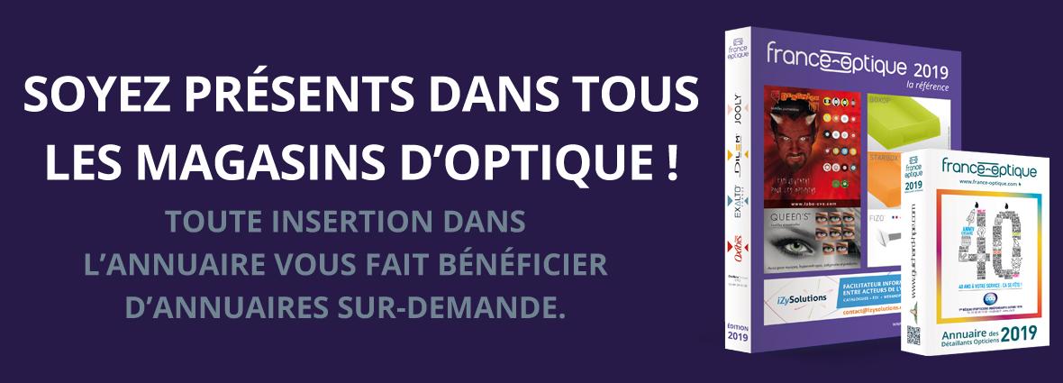 Inscrivez-vous dès à présent dans la prochaine édition du France Optique